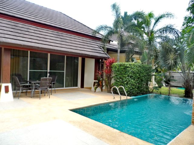 Nai Harn 3 Bedrooms Pool House Close To The Beach