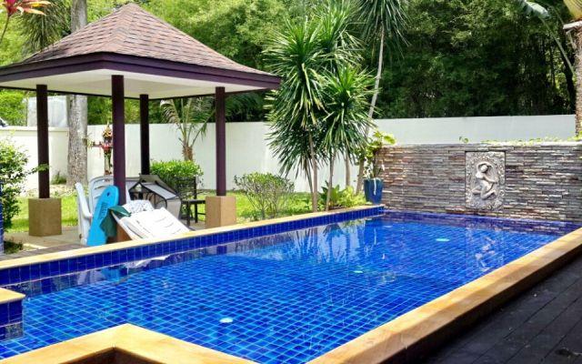Nai Harn Baliness Style 3 Bedrooms Pool Villa