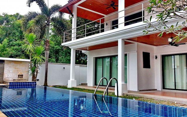 Rawai 3 Bedroom pool villa close to Nai harn and Rawai beach