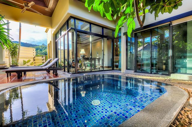 Nai harn Beautiful Villa With 1 Bedroom At Nai Harn Baan Bua
