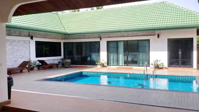Rawai Newly 5 bedrooms house with private pool