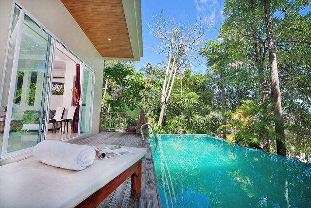 Karon Prima 16 with  3 bedroom villa in a secure village