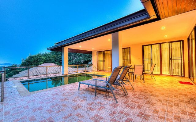 5 BDR LUXURY PRIVATE POOL VILLA - CHALONG