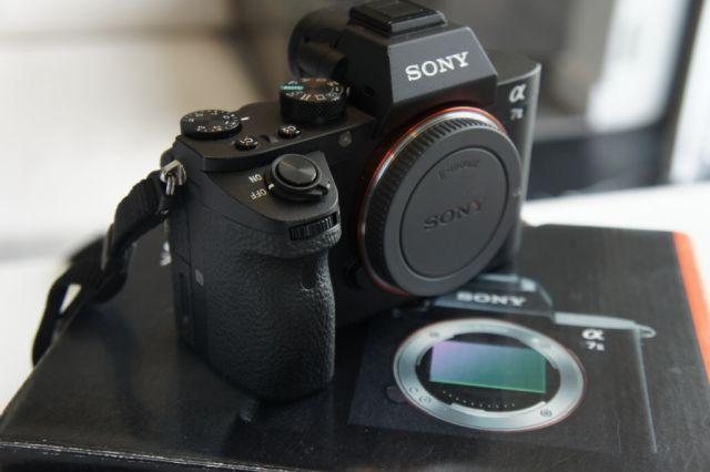 ขายกล้อง Sony Alpha A7 ii