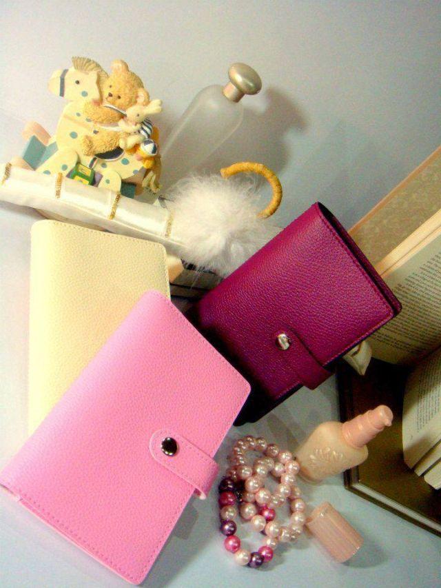 กระเป๋าใส่สมุดบัญชีและatm (Book Bank Holder)