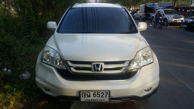 ขายด่วน Honda crv 2010 สีขาวมุก