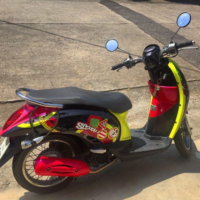 ขายด่วน Honda Scoopy I ปี 2012 ราคา 25,000