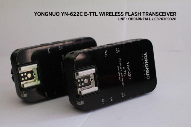 ขาย flash canon 600ex-rt พร้อมอุปกรณ์