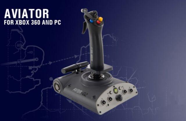 Aviator สุดยอดจอยสติ๊กสำหรับ Flight Sims และ Flight Combat