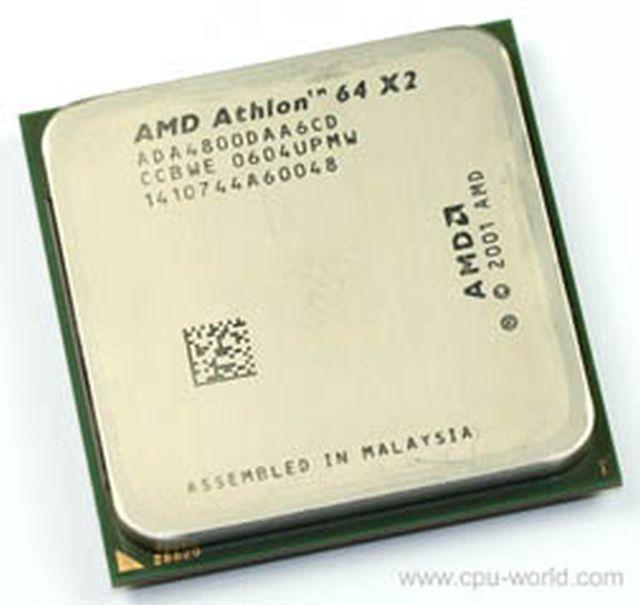 อุปกรณ์คอมมือ 2 (Ram DDR2 ,CPU AMD ,Mainboard Gigabyte)