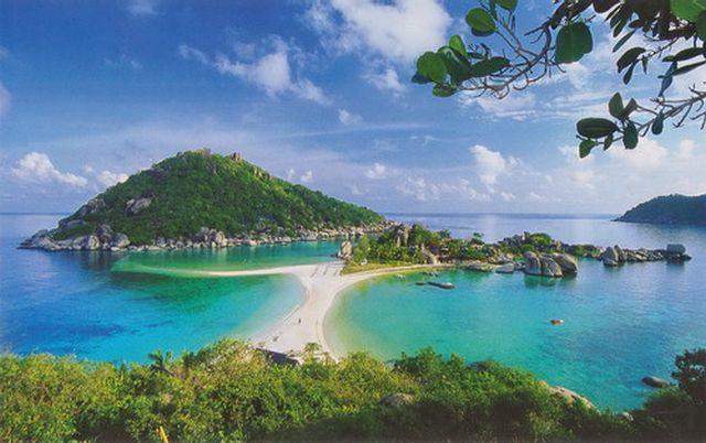ทัวร์เกาะเต่า-เกาะนางยวน เริ่ม 2,100 บาท