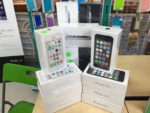 ขาย Iphone 5s และ Iphone 6 6plus เครื่องใหม่มือ 1 ราคาถูกลดสุดๆ ของแถมเพียบ ทั้งสด-ผ่อน ประกันศูนย์