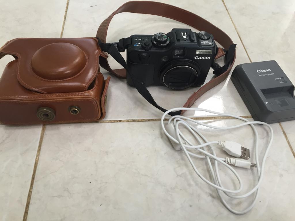 กล้อง canon g12