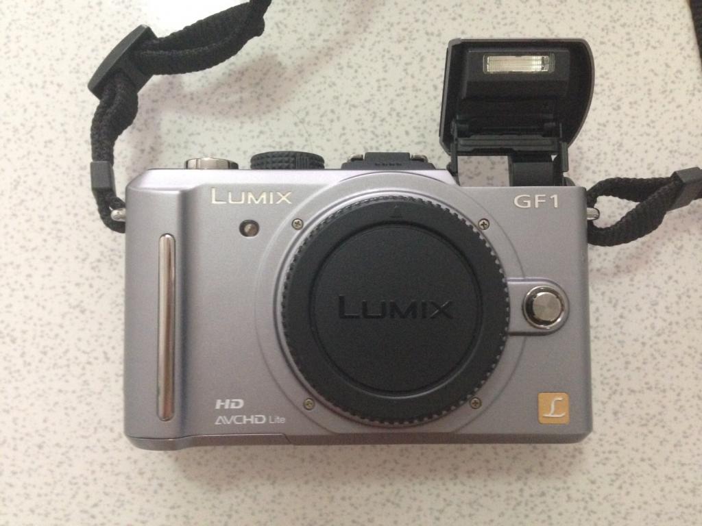 ขายกล้องดิจิตอล Panasonic LUMIX DMC-GF1