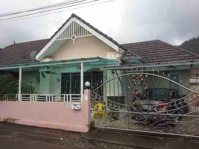 6C100022 ขายบ้านแฝดชั้นเดียว 2 ห้องนอน 2 ห้องน้ำ