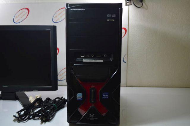 (ลดราคา)เคสคอม  Core 2 E7300   2.66GHz 2GB 500GB ราคาโปรโมชั่น