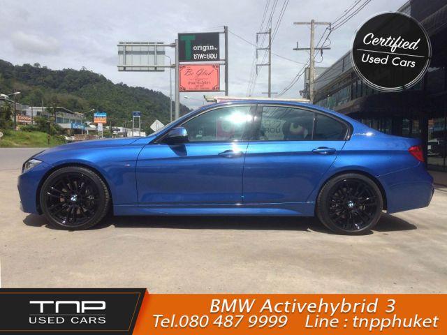 BMW active Hybrid 3 (2016)