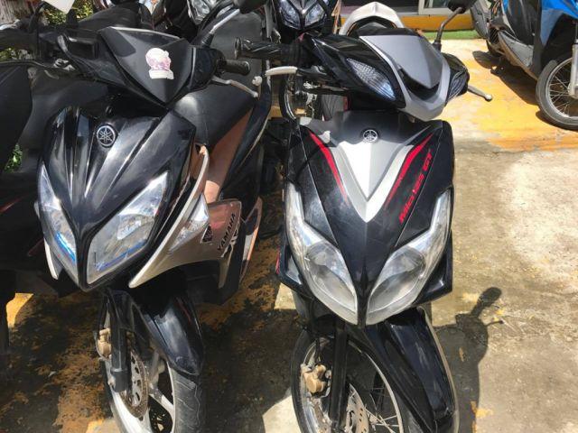 Yamaha Mio 125 cc  Yamaha Nouvo 135 cc