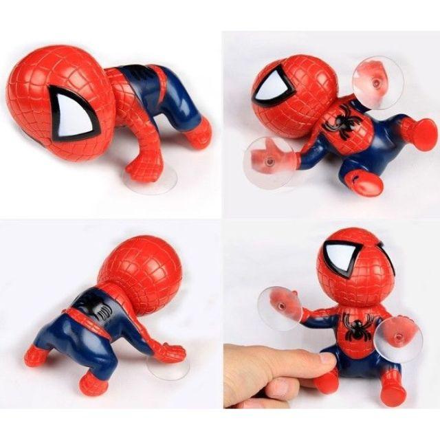 spiderman ติดกระจกรถยนต์