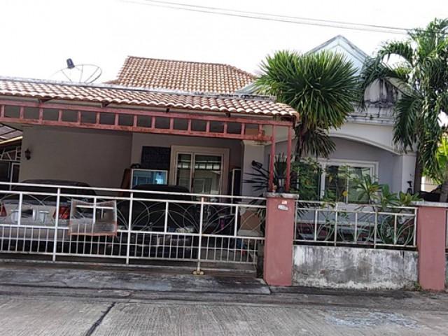 TL-0008 -บ้านเดี่ยวชั้นเดียวให้เช่า มี 3 ห้องนอน 2 ห้องน้ำ 1 ห้องครัว