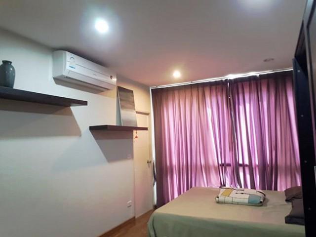 6A90880 ให้เช่าคอนโดมิเนียม 1 ห้องนอน 1 ห้องน้ำ พื้นที่ 29 ตรม. ใกล้วัดฉลอง