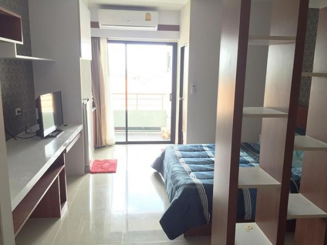 6A111591 ให้เช่าคอนโดมิเนียม 1 ห้องนอน 1 ห้องน้ำ พื้นที่ 30 ตรม. ใกล้วัดฉลอง