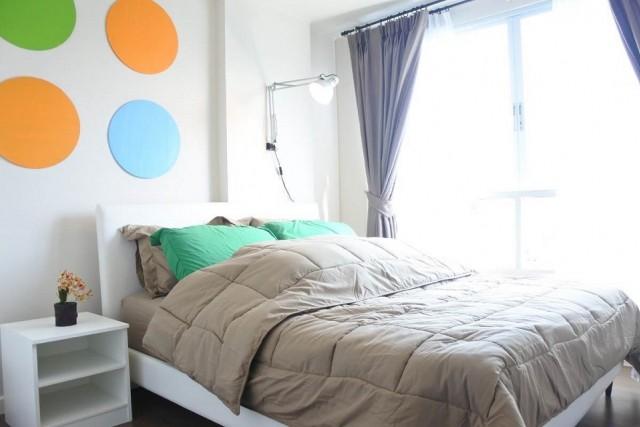 6C110327 ขายคอนโดมิเนียม 2 ห้องนอน 2 ห้องน้ำ 1 ห้องครัว พื้นที่ 60 ตรม.