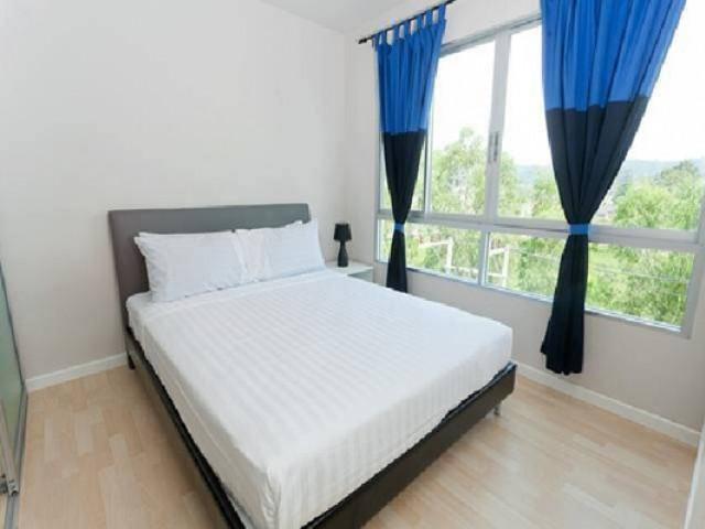 KT-0043 -คอนโดเช่า Dcondo Kathu Patong วิวธรรมชาติมี 1 ห้องนอน 1 ห้องน้ำ