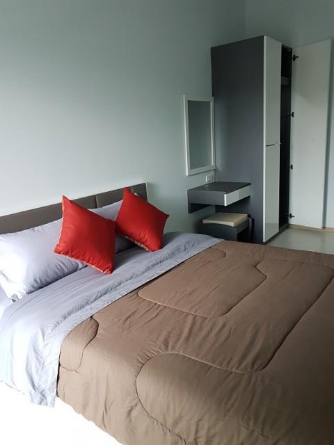 6A111620 ให้เช่าคอนโดมิเนียม 1 ห้องนอน 1 ห้องน้ำ พื้นที่ 39.67  ตรม. ใกล้แม็คโคร