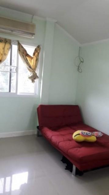 6A120494 ให้เช่าบ้านเดี่ยว 2 ชั้น มี -3 ห้องนอน 2 ห้องน้ำ พื้นที่ 40 ตรว.