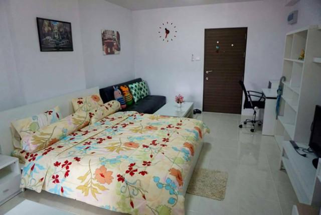 MT-0056 -คอนโดเช่า Supalai Park at Phuket City มี 1 ห้องนอน 1 ห้องน้ำ 1 ห้องครัว