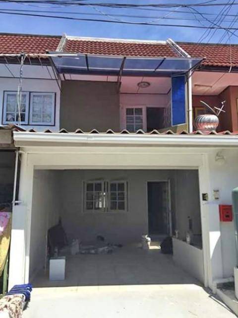 6A80444 ให้เช่าทาวน์เฮ้าส์ 2 ชั้นในโครงการ 2 ห้องนอน 1 ห้องน้ำ ใกล้หาดราไวย์.