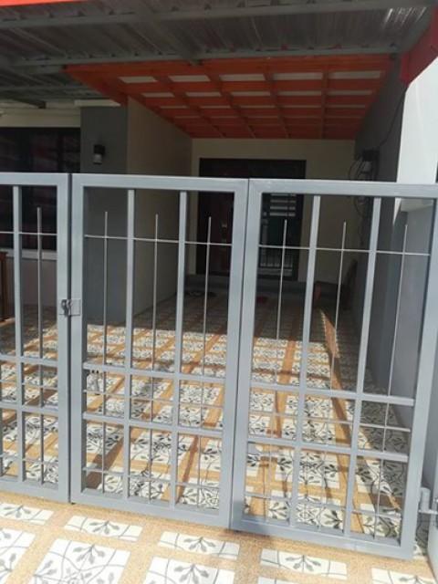 TL-0035 -ทาวน์เฮ้าส์ชั้นเดียวให้เช่า มี 2 ห้องนอน 2 ห้องน้ำ 1 ห้องครัว