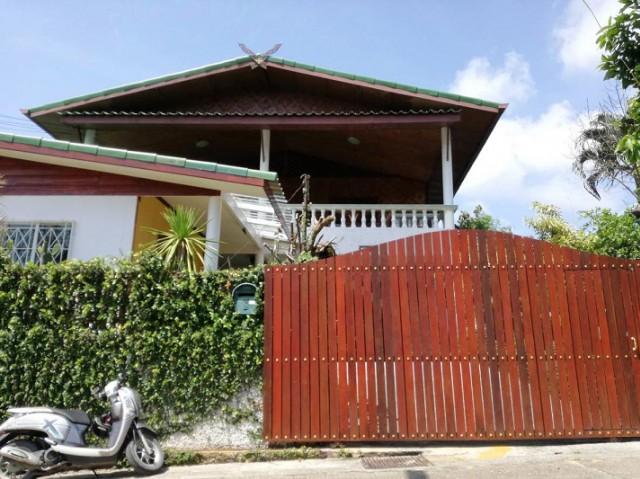 6A70092 อพาร์ทเม้นท์ให้เช่า  1 ห้องนอน 1 ห้องน้ำ พื้นที่ 40 ตรม.ใกล้หาดราไวย์