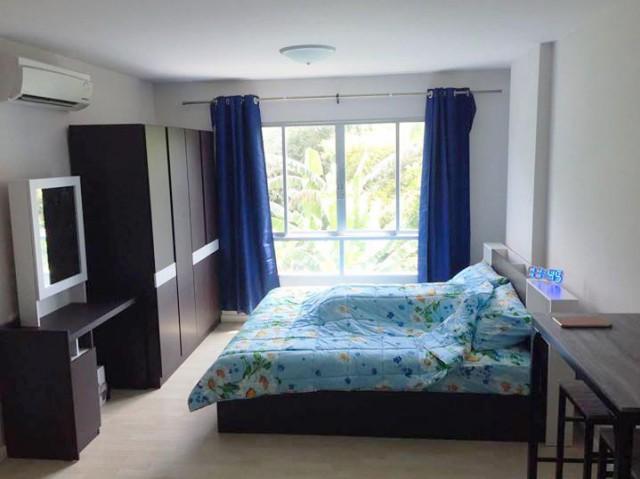 6A111682 ให้เช่าคอนโดมิเนียม 1 ห้องนอน 1 ห้องน้ำ พื้นที่ 29.87 ตรม.