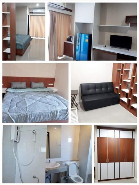 6A111683 ให้เช่าคอนโดมิเนียม 1 ห้องนอน 1 ห้องน้ำ พื้นที่ 30 ตรม.