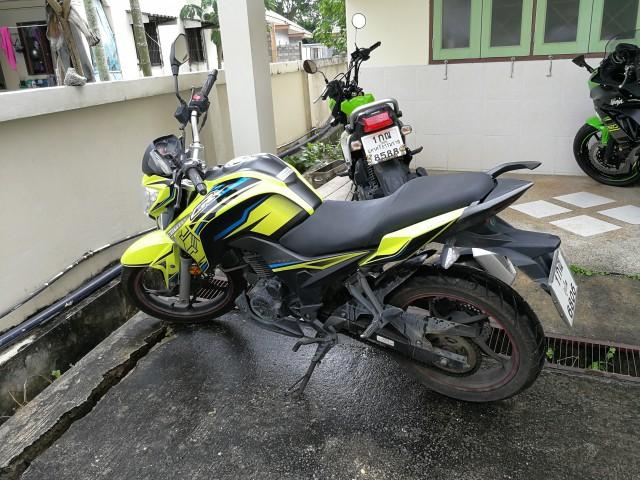 GPX 200 cc.