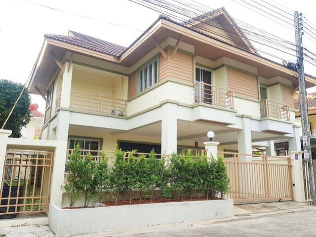 6A101289 ให้เช่าบ้านเดี่ยว 2 ชั้น บ้านหลังใหญ่ พื้นที่ 36 ตารางวา