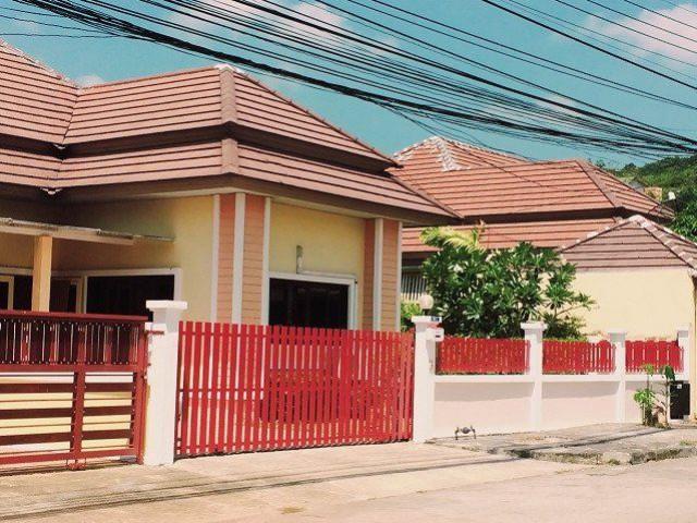 6A90973 ให้เช่าบ้านแฝดชั้นเดียว พื้นที่ 77 ตรว. 3 ห้องนอน 2 ห้องน้ำ.