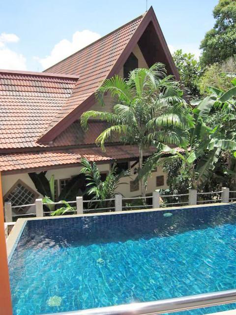 6A111770 ให้เช่า Pool Villa วิวสวยเบอร์สุด พร้อมสัมผัสกับธรรมชาติแบบใกล้ชิด.