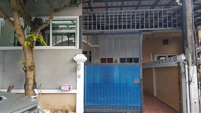 6A101353 ให้เช่าบ้านแฝด 2 ชั้น พื้นที่ 40 ตรว.