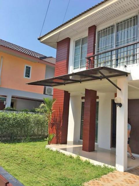 6A111829 ให้เช่าบ้านเดี่ยว 2 ชั้น บ้านหลังใหญ่ พื้นที่ 51ตรว. 3นอน3น้ำ