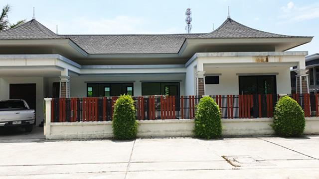 6A120567ให้เช่า Pool Villa ชั้นเดียวสไตล์โมเดิร์น พื้นที่ 67 ตรว.