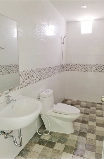 6A40394 ให้เช่าบ้านเดี่ยวชั้นเดียวในโครงการ 2 ห้องนอน เดือนละ 10,000 บ.