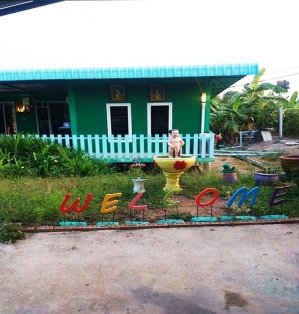 ขายบ้าน พร้อมที่ดิน และสวนผลไม้ เนื้อที่4 ไร่ ต.ตลิ่งชัน เมืองสุพรรณบุรี