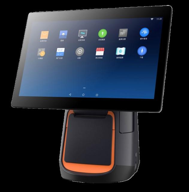 เครื่อง POS sunmi T2 รองรับโปรแกรมระบบ Android POS ,loyvers ,posstep ,pos2u