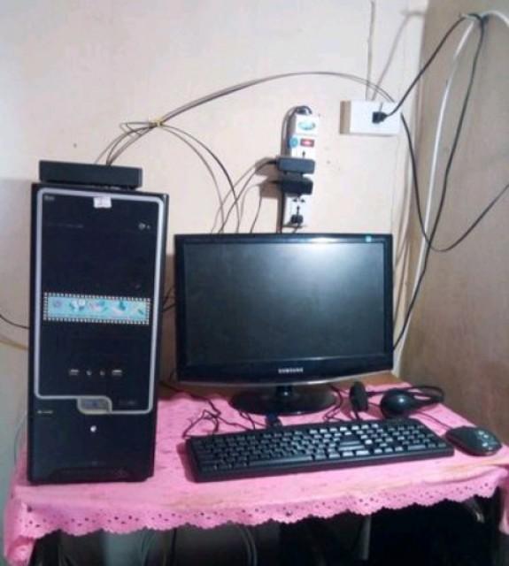 คอมพิวเตอร์ตั้งโต๊Samsung