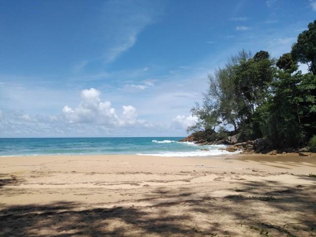 มาชมวิวธรรมชาติ ของชายหาดในทอนกันเถอะค่ะ