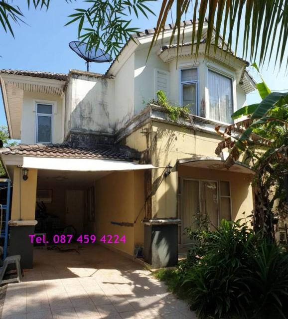 ขาย บ้านเดี่ยว2ชั้น บ้านร็อคการ์เด้น ภูเก็ต Tel.087 459 4224