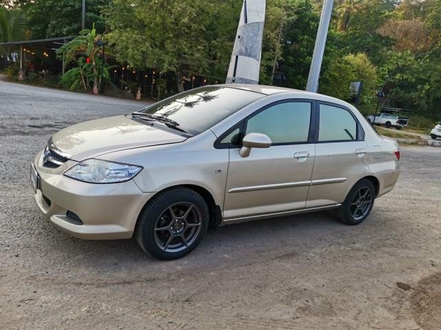HONDA CITY ZX 1.5S AUTO 7 SPEED 2007